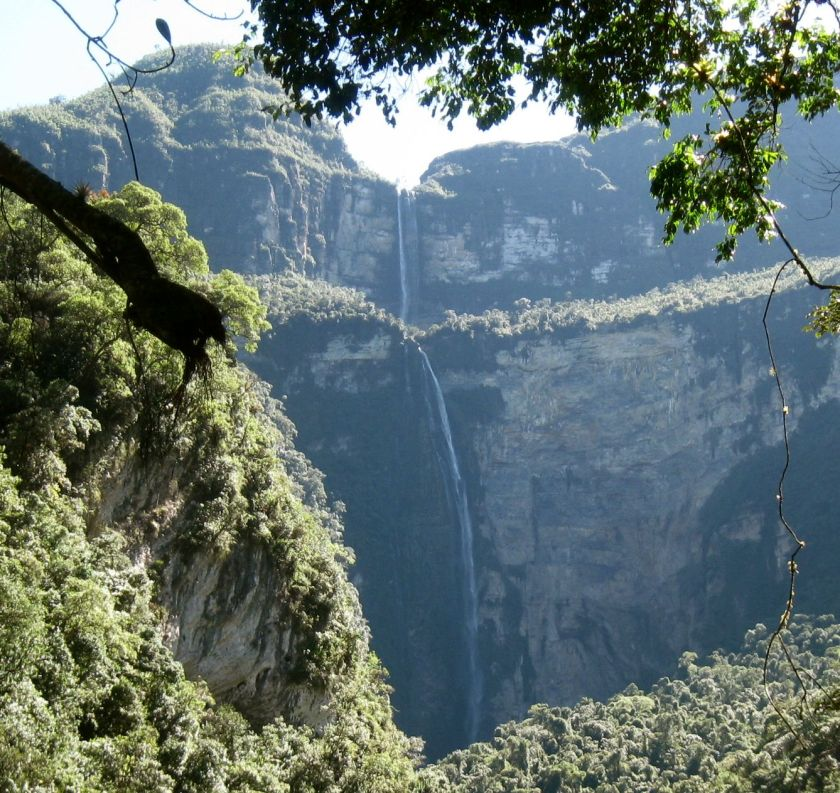 Waterfall Gotca Northperu