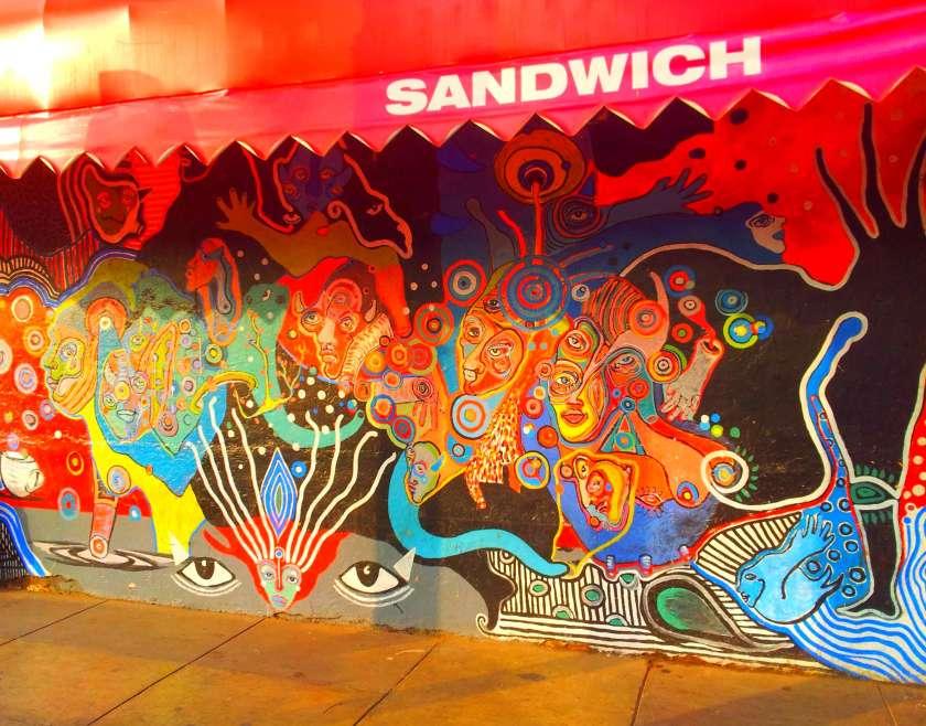 Streetart Chaclacayo/Lima